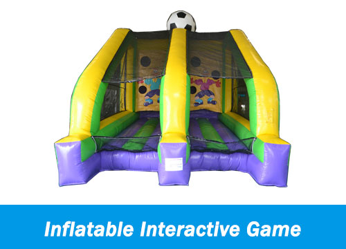 Inflatable-Interactive-Game