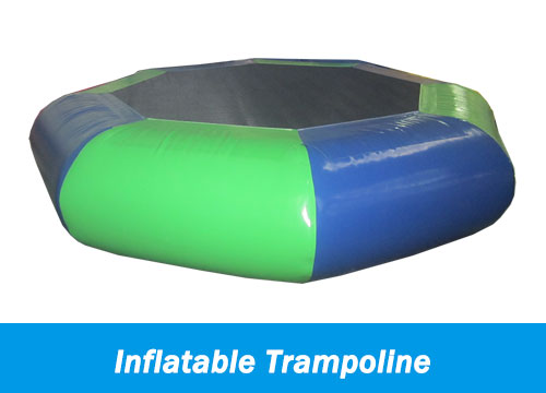Inflatable-Trampoline