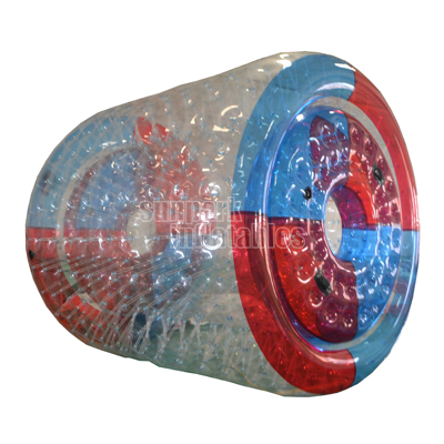 Pvc Water Toys Inflatable Water Roller Ball For Pool
