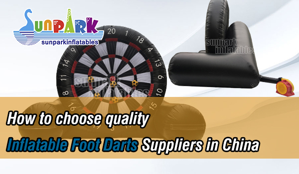 How-to-choose-quality-Inflatable-Foot-Darts-Suppliers-in-China-SUNPARK-Inflatables