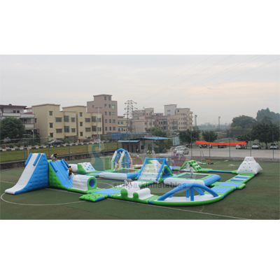 Inflatable Aqua Park Water Games